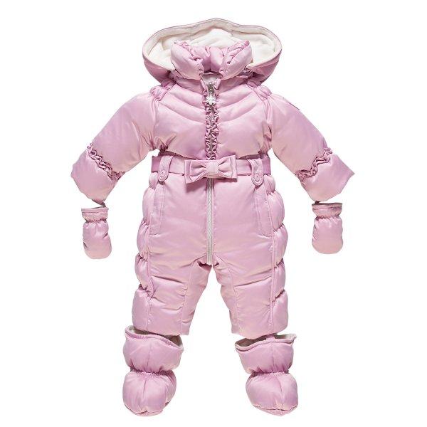 Зимняя детская одежда: как правильно выбрать зимний детский комбинезон или